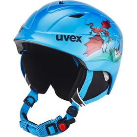 UVEX Airwing 2 Pro Hjelm blå